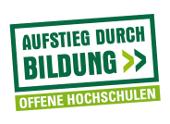 """Logo """"Aufstieg durch Bildung"""""""